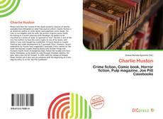 Charlie Huston的封面