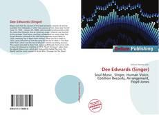 Copertina di Dee Edwards (Singer)