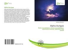 Alpha Aurigae的封面
