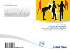 Bookcover of Cristina Fontanelli