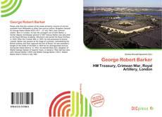 Bookcover of George Robert Barker