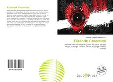 Bookcover of Elizabeth Greenfield