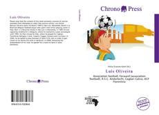 Couverture de Luís Oliveira