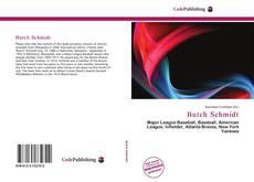 Butch Schmidt kitap kapağı