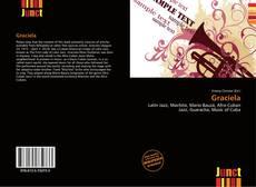 Capa do livro de Graciela