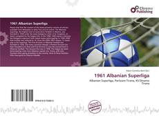 1961 Albanian Superliga的封面
