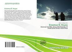 Bookcover of Erasmus D. Keyes