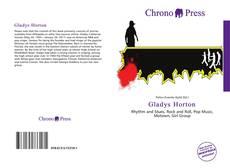 Capa do livro de Gladys Horton