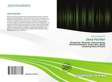 Bookcover of Jana Hunter