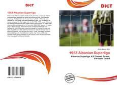 Bookcover of 1953 Albanian Superliga