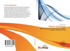 Pluton (Géologie)的封面