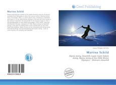 Buchcover von Martina Schild