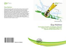 Bookcover of Guy Haimov