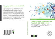 Bookcover of Championnat de France de Football D2 1995-1996