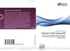 Capa do livro de Greece in 5th century BC