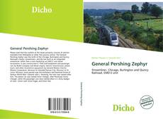 Bookcover of General Pershing Zephyr