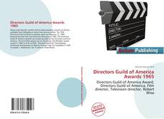 Couverture de Directors Guild of America Awards 1965