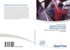 Bookcover of Mobile Emission Reduction Credit