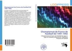Buchcover von Championnat de France de Football D2 1991-1992
