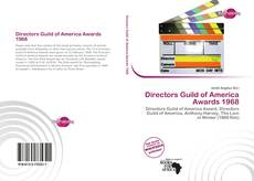 Couverture de Directors Guild of America Awards 1968