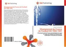 Couverture de Championnat de France de Football D2 1990-1991