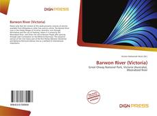 Bookcover of Barwon River (Victoria)