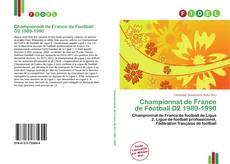 Couverture de Championnat de France de Football D2 1989-1990