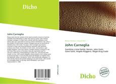 Обложка John Carneglia