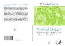 Bookcover of Championnat de France de Football D2 1987-1988