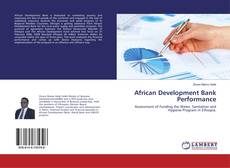African Development Bank Performance kitap kapağı