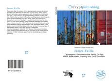 Copertina di James Failla