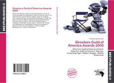 Couverture de Directors Guild of America Awards 2000