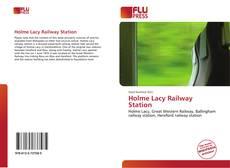 Copertina di Holme Lacy Railway Station