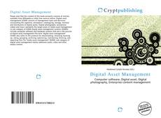 Buchcover von Digital Asset Management