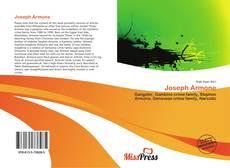 Bookcover of Joseph Armone
