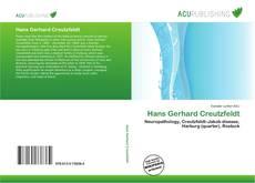Portada del libro de Hans Gerhard Creutzfeldt