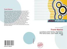 Bookcover of Frank Manzo