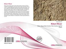 Portada del libro de Kikori River