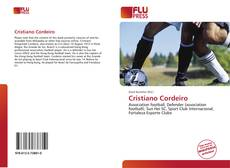 Bookcover of Cristiano Cordeiro