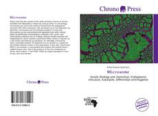 Bookcover of Microsome