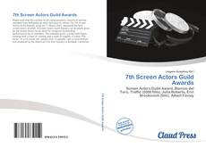 Buchcover von 7th Screen Actors Guild Awards