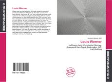 Bookcover of Louis Werner