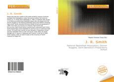 J. R. Smith kitap kapağı
