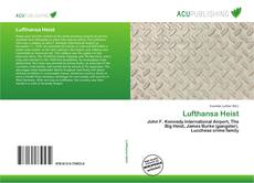 Bookcover of Lufthansa Heist