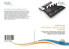 Bookcover of 11th Screen Actors Guild Awards