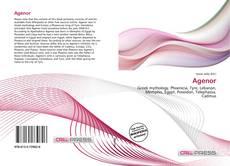 Capa do livro de Agenor