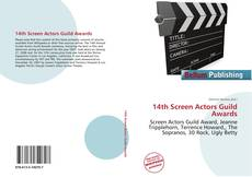 Bookcover of 14th Screen Actors Guild Awards