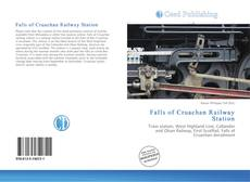 Bookcover of Falls of Cruachan Railway Station