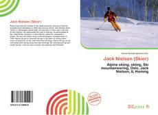 Capa do livro de Jack Nielsen (Skier)