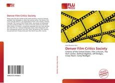 Buchcover von Denver Film Critics Society